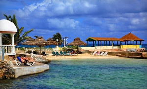 Groupon - 3-, 4-, or 5-Night All-Inclusive Stay at Club Ambiance in Runaway Bay, Jamaica in Runaway Bay, Jamaica. Groupon deal price: $599.0.00