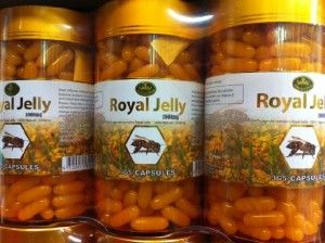 Nature's King Royal Jelly 1000mg 365 Soft Capsules * 100% Natural – Australia - Care Vitamins Online >> Recommended Discount Online Vitamins Store : Royal Jelly Australia | Propolis | Sheep Placenta | Squalene | Grape Seed