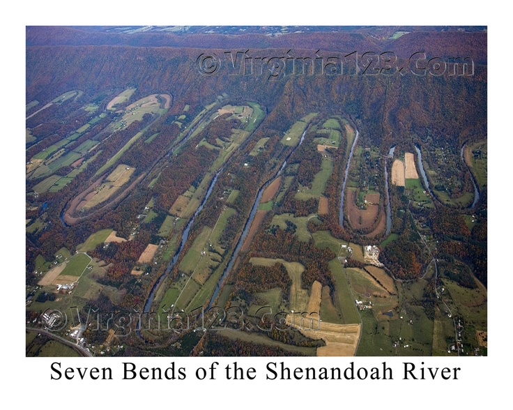 7 Bends of the Shenandoah River: Favorite Places, Virginia123 Com Aerial, Rivers T-Shirt, Aerial Photography, Shenandoah Rivers, Photography Service