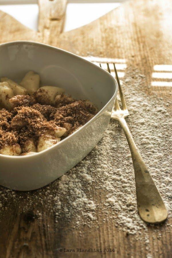 Gnocchi polesani burro, zucchero e cannella