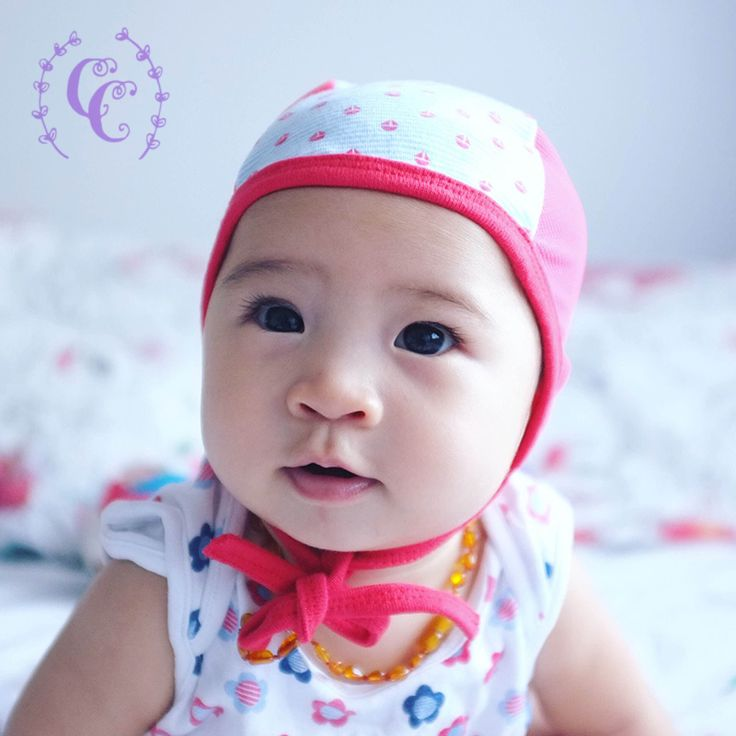 For that beautiful baby in your life, your lovely little one will look gorgeous in this sweet hat, in any season!This adorable classic bonnet features lightweight easy-care cotton knit with gentle ties under the chin to keep it secure.  Its breathable stretchy side panels are perfect in warm weather and practical for babies and toddlers with hearing aids.For updates on new collection releases, follow on Instagram @CreativelyCandice or Facebook (link below).* images of Cl...