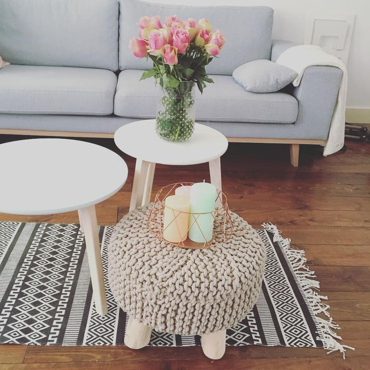 #kwantum repin: Bijzettafel VARESE > https://www.kwantum.nl/meubelen/tafels en kruk YORK > https://www.kwantum.nl/meubelen/stoelen/krukken/meubelen-stoelen-krukken-kruk-york-zand-40-cm-1393121 @gekeminnema - Nieuwe tafeltjes ❤️ #myhome #kwantum #hema #wehkamp #interior
