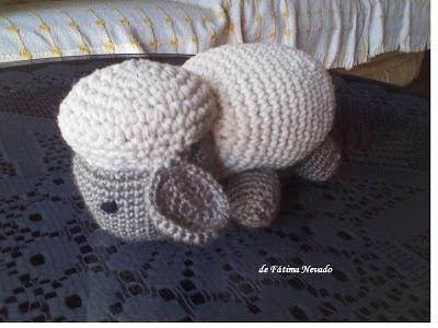 Filomena Crochet e Outros Lavores: - Barrado de Crochet