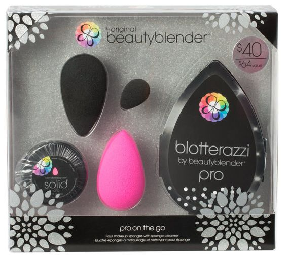Limited Edition Beautyblender Pro on the Go Set for $40 ($64 value) | Nouveau Cheap
