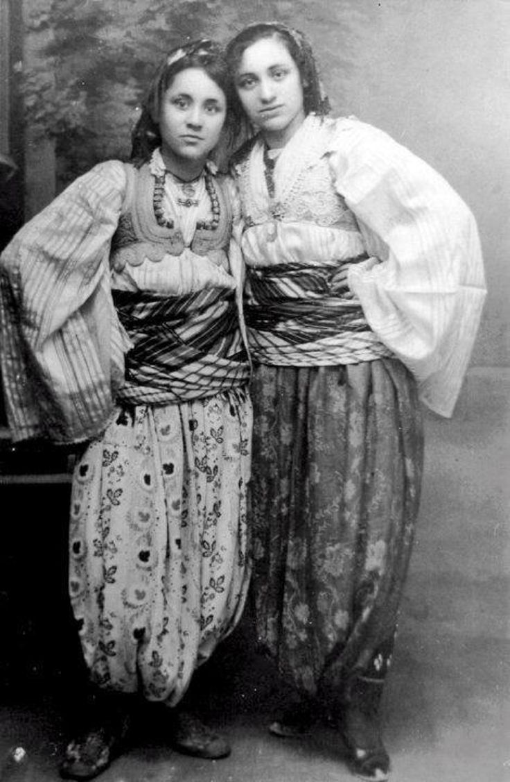 MOTHER TERESA 1910-1997 as a teen in native Albanian clothing.