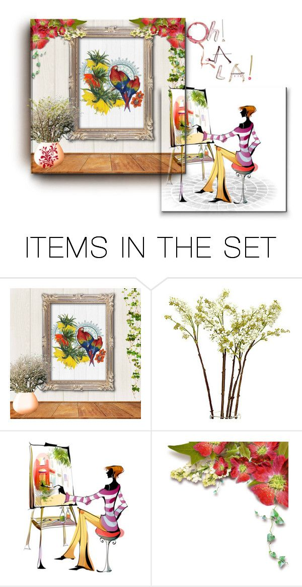 Unique digital paper . Perfect wall art for your home ! Visit my shop ! by adelemarano on Polyvore featuring arte