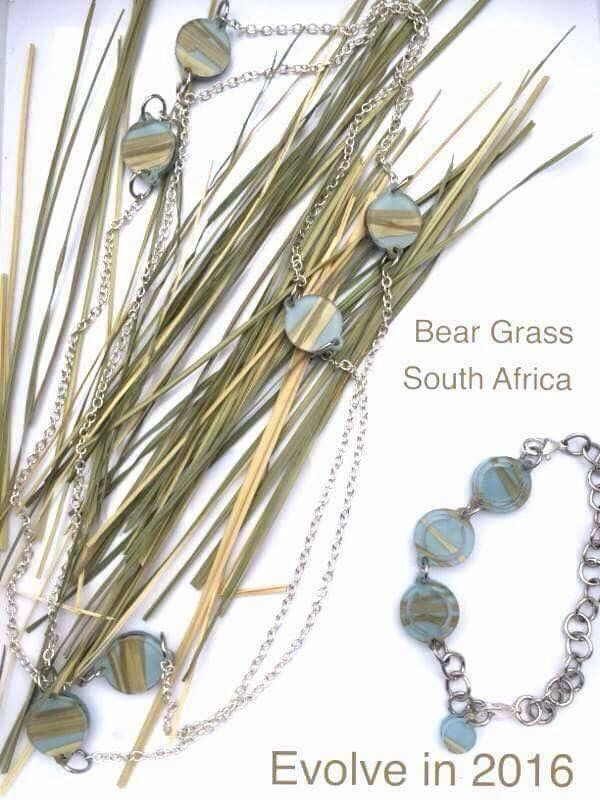 CBA January Color Club.  Bear Grass from Africa.
