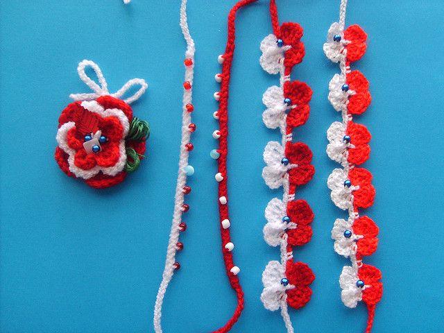 Плетени мартеници | Сайт за ръчно хоби