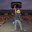 If you love country music, then you must see Kenny Chesney in concert.  You won't regret it.