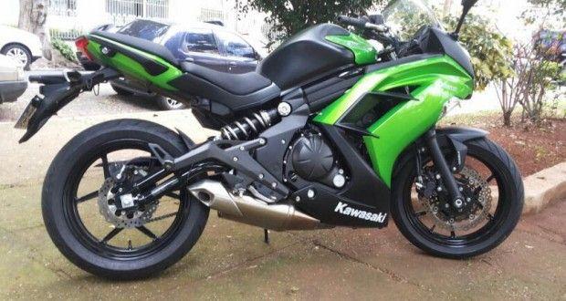 Avaliação da Semana – Moto – Avaliamos a Kawasaki Ninja 650R.   VeloxTV