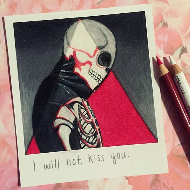 have had the cancer cover on repeat since it was released. #cliqueart