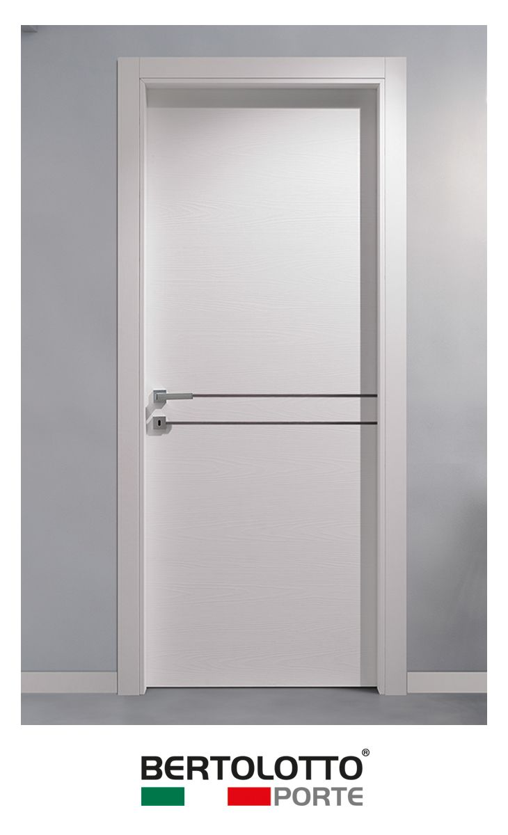 Bertolotto's Sydney basic door collection offers very good value for money and a modern design with sleek lines. Items of this collection are high-quality products whose scratch-resistant synthetic finish reproduces colour, pattern and pore of real wood. Our wide range includes 145 models of wood and MDF sturdy and technically reliable doors.