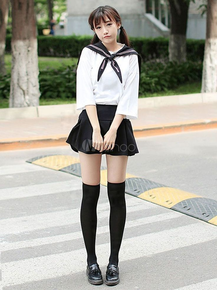 Naughty school girl outfit-6563