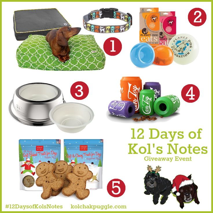 Enter to win a Molly Mutt Dog Duvet, Stuff Sack and Bamboo Collar, an Orbee Tuff Snoop, Glow for Good Ball and Eats Treats, a Klean Bowl, SodaPup Toys and Cloud Star Holiday Dog Treats. US/CAN 12/20 #ContestEntry