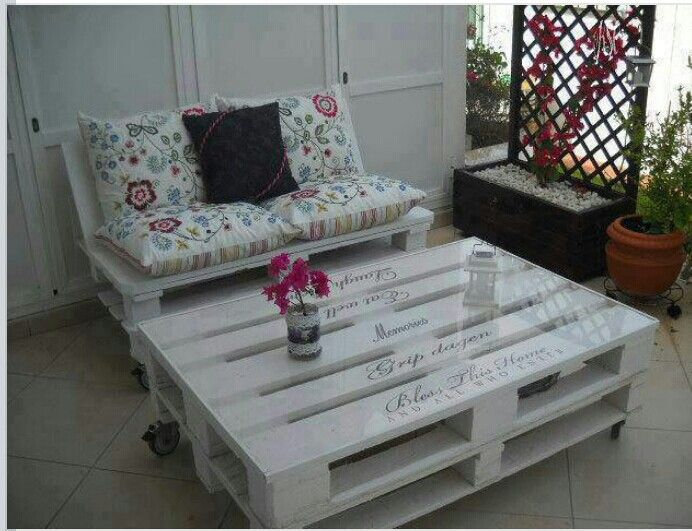 Great Idea for the back porch!