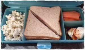 Real Easy School Lunches - Lunchbox Example