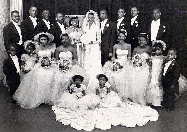 Brooklyn wedding early 50s.jpg by arthuralex, via Flickr