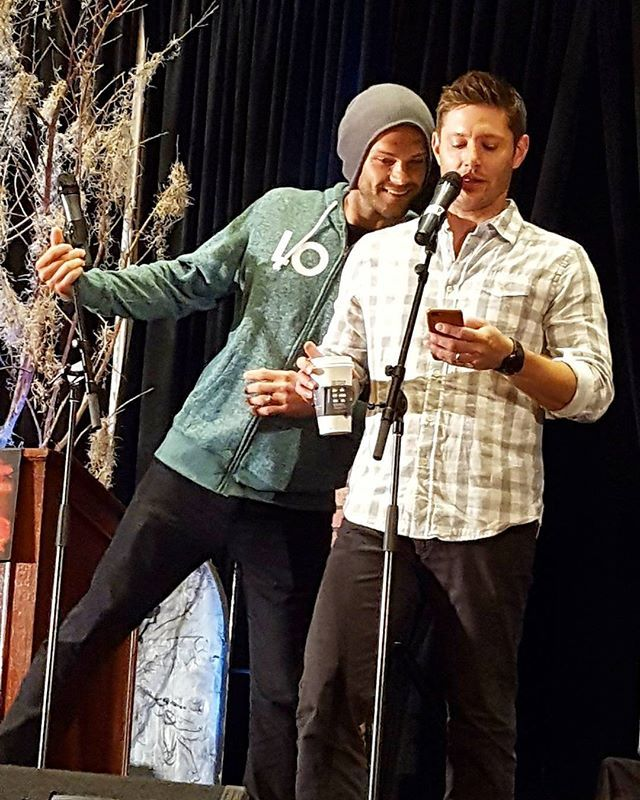 Today:  Jason sent a message to Jensen saying that J2M looked rested in the EW…