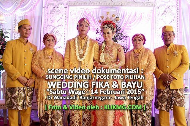 blog.klikmg.com - Rias Pengantin - Fotografi & Promosi Online : Sungging Pinilih / Pose Foto Pilihan pada Pernikah...