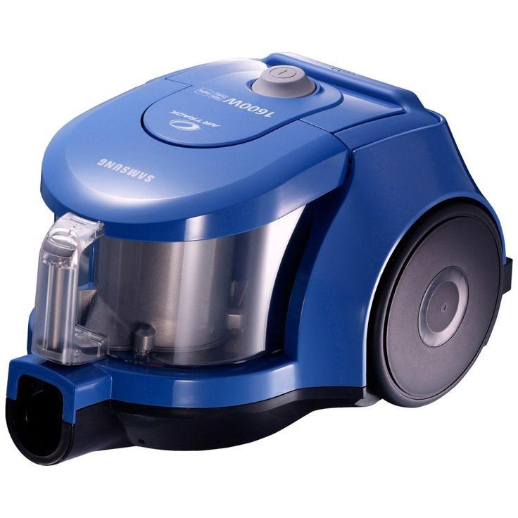Пылесос Samsung SC4326 оснащен двухкамерной циклонической системой сбора пыли, которая обеспечивает удобство эксплуатации и экономию: вам не придется покупать и менять мешки-пылесборники. Фильтр тонкой очистки HEPA 11 позаботится о чистоте воздуха в вашем доме, отфильтровывая даже частицы пыли, не превосходящие размером частицы сигаретного дыма.   Пылесос Samsung SC4326 имеет большой радиус действия, более 9 метров, благодаря чему не придется часто переставлять шнур питания из одной розетки…