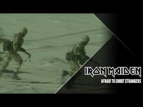 Iron Maiden - Afraid To Shoot Strangers (Official Video) - YouTube