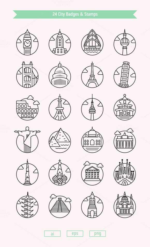 24 Cities design                                                                                                                                                                                 More