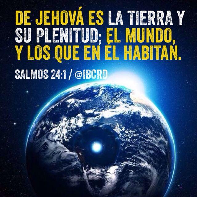 Salmos 24 1 Quotes Celestial Oras