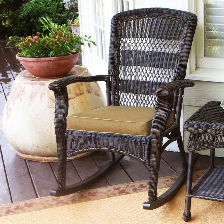 1000 ideas about Outdoor Rocking Chairs on Pinterest