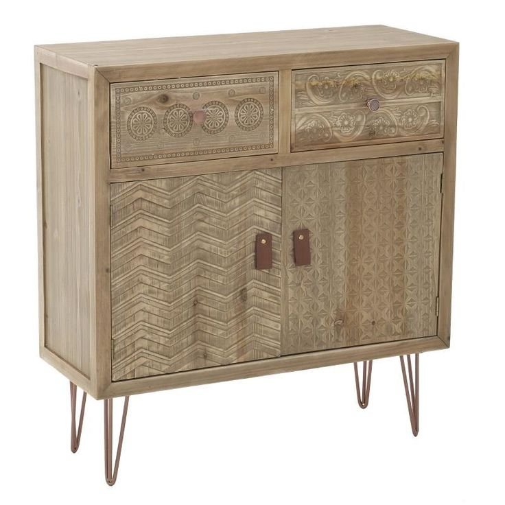 Wooden Cabbinet - Showcases - Closets - FURNITURE - inart