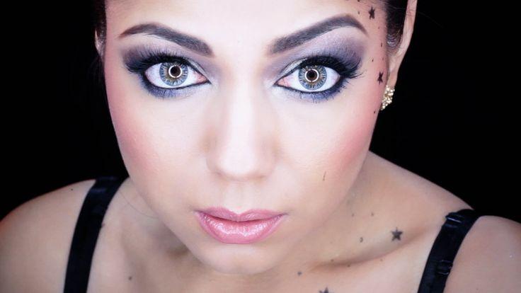 Divergent Makeup Tutorial!