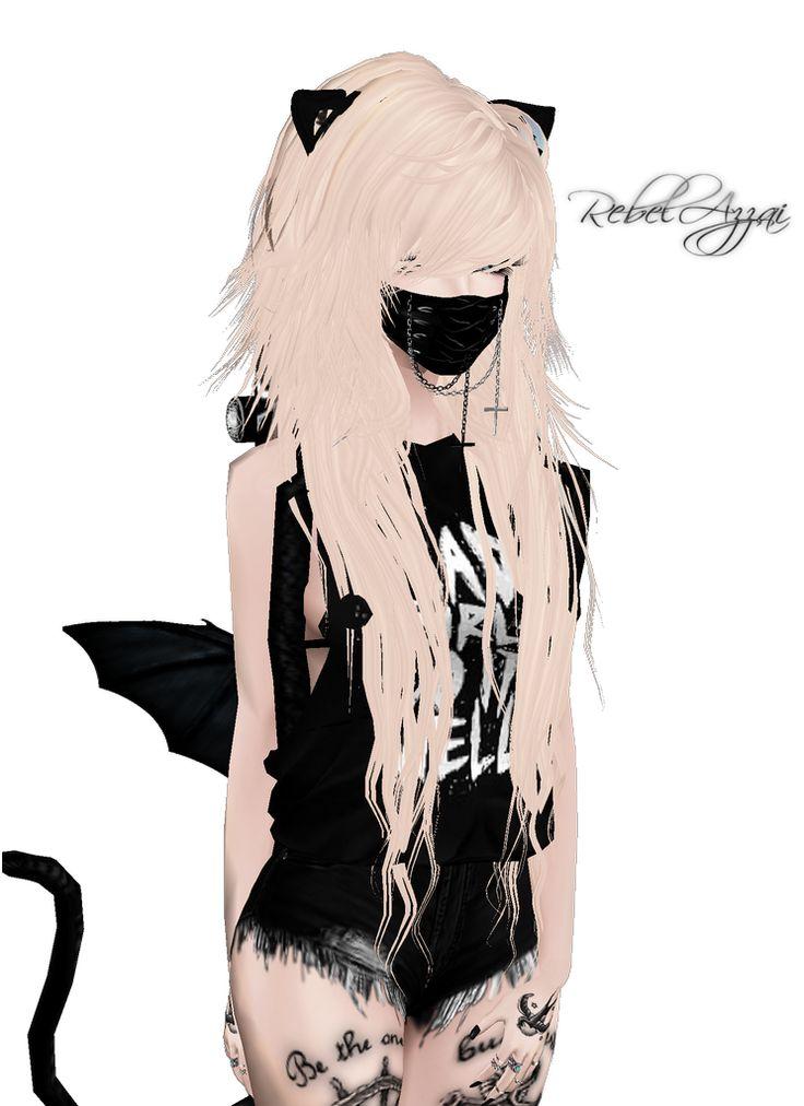 RebelAzzai, IMVU!, Game, imvu, Girl, My Character.