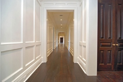 One point perspective interior corridor perspective images pinterest beautiful - Idee decoratie interieur corridor ...