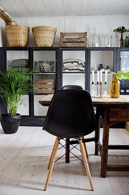 Anna Truelsen interior stylist: office