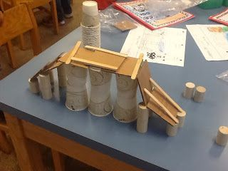 Mrs. Ross's Science Class: STEM Engineering Design Bridges project from Science for Kids