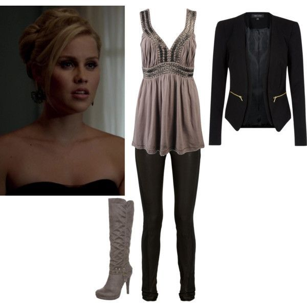 rebekah mikaelson outfits - Bing Imagens