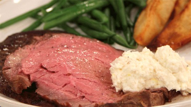 how to cook the perfect rib roast