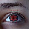 Itachi Uciha sharingan contact lenses  www.demoneyez.com