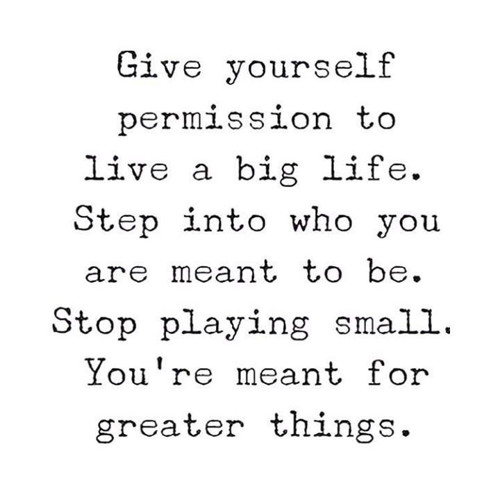 You're meant for greater things ❤️ #motivationalquotes #quote #wordstoliveby