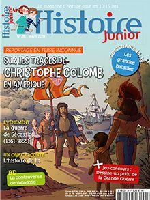 Dossier spécial Christophe Colomb et les grandes batailles de la Grande Guerre
