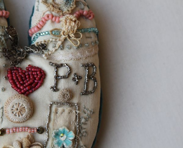 easy sew project...embellish away!