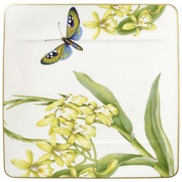 Amazonia Salad plate 23x23cm