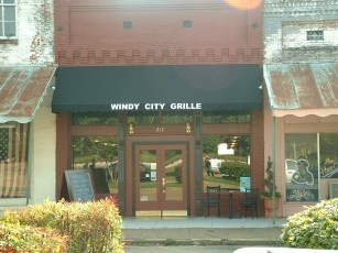 windy city grille, como, ms