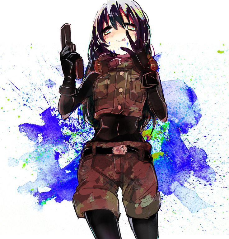 Assassination Classroom Kanzaki Yukiko by Una Anime