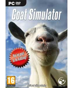 Buy Goat Simulator PC Game at Argos.co.uk, visit Argos.co.uk to shop online for PC games