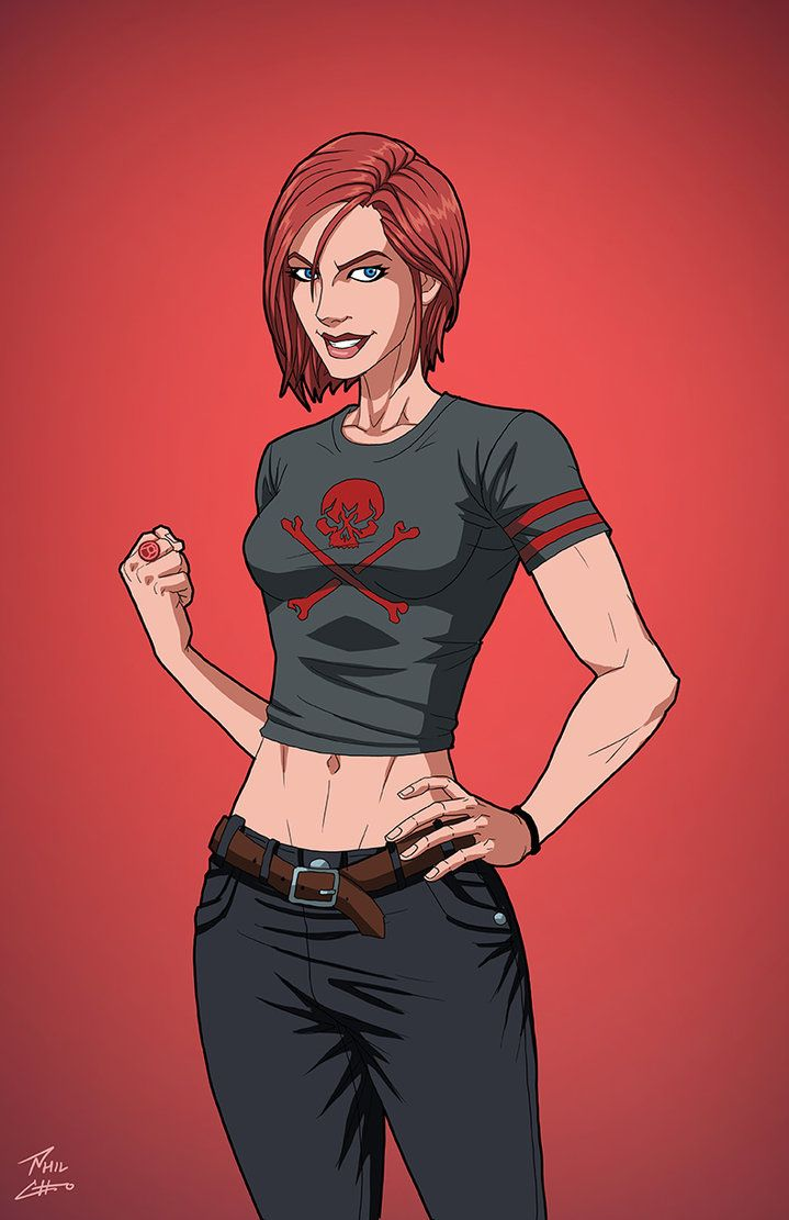 Lauren Snyder (earth27) Ocmission By Philcho