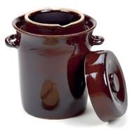 sourcrout earthenware pitcher - Gärtopf Keramik   Gartenausstattung