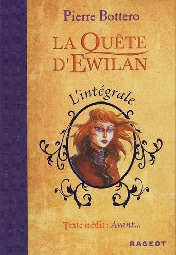 La quête d'Ewilan de Pierre Bottero ♥
