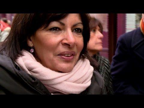 Politique - Municipales: Anne Hidalgo, exister après Bertrand Delanoë - http://pouvoirpolitique.com/municipales-anne-hidalgo-exister-apres-bertrand-delanoe/