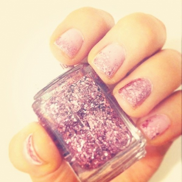 how to get fingernail polish off furniture
