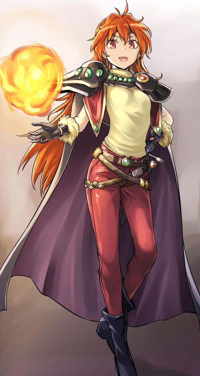 Lina Inverse, Slayers